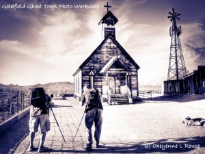 Goldfield Ghost Town Workshop