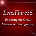 Podcast with Lens Flare 35