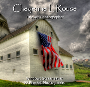 Cheyenne L Rouse Screensaver
