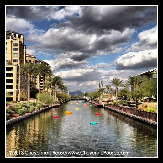Scottsdale Waterway