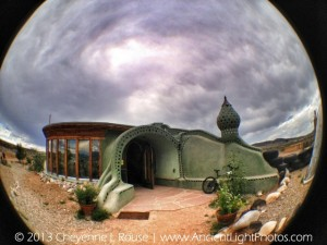Earthship Visitors Center